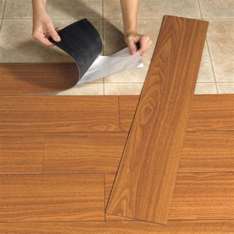 vinyl flooring add glamorous looks to your home