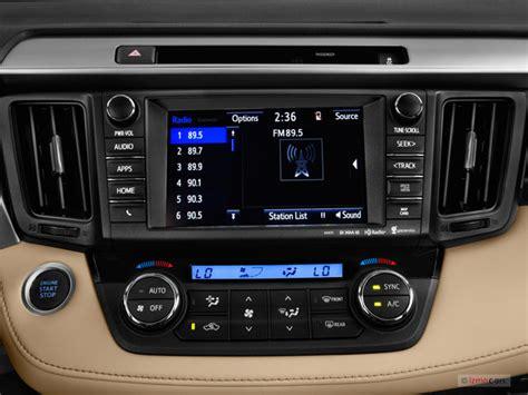 Toyota Rav4 Stereo 2016 Toyota Rav4 Pictures Audio System U S News
