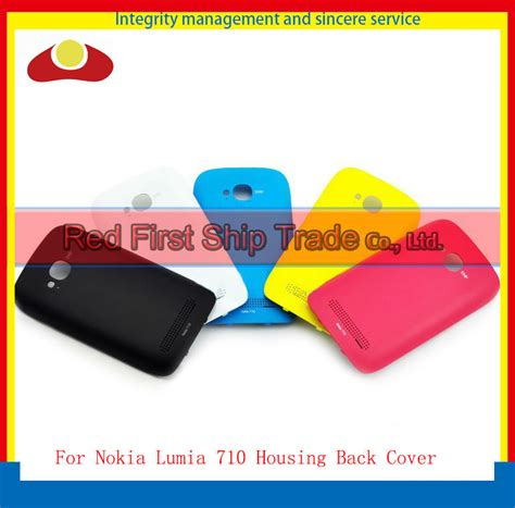 Battery Cover Lumia 710 Original buy wholesale lumia 710 cases from china lumia 710