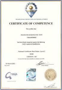 Certificate Of Attainment Template by Fitta Puspita S Sertifikasi Keahlian Di Bidang It Secara
