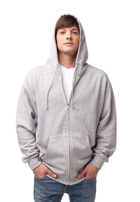 Zipper Hoodie independent trading co ss4500z mens zip up sweatshirt