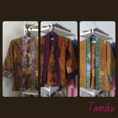 Kameja In Look batik blazer tamiku batik batik blazer blazers and models