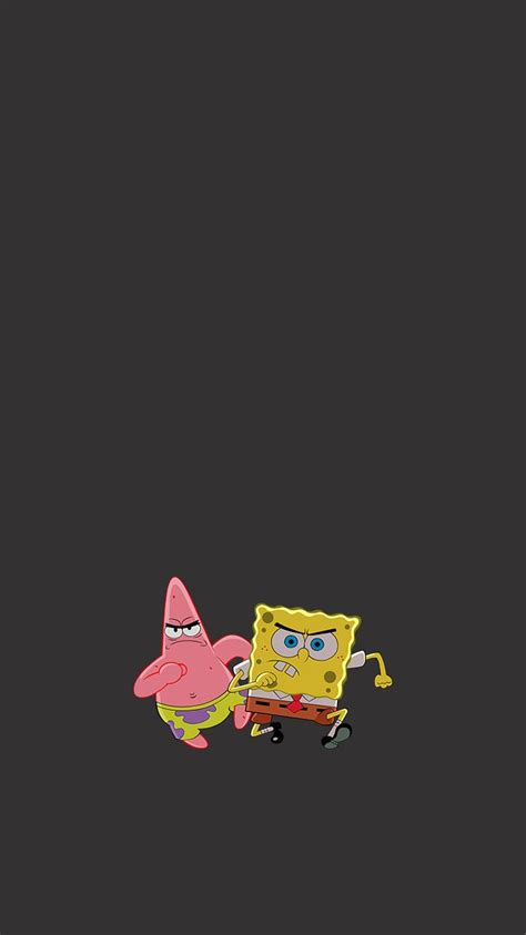 kumpulan wallpaper spongebob hd  hp
