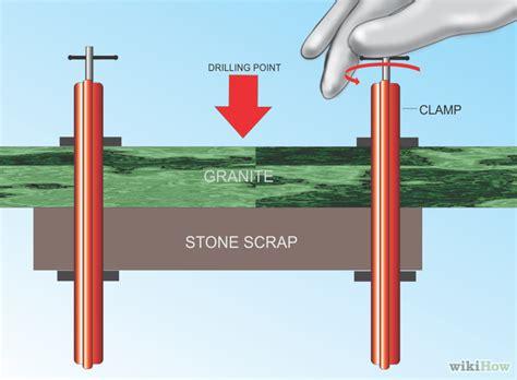In Granit Bohren by Durch Granit Bohren Wikihow