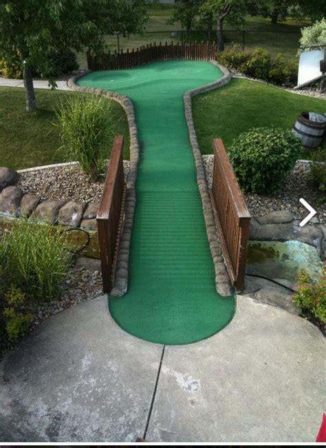 unique miniature golf ideas  pinterest golf