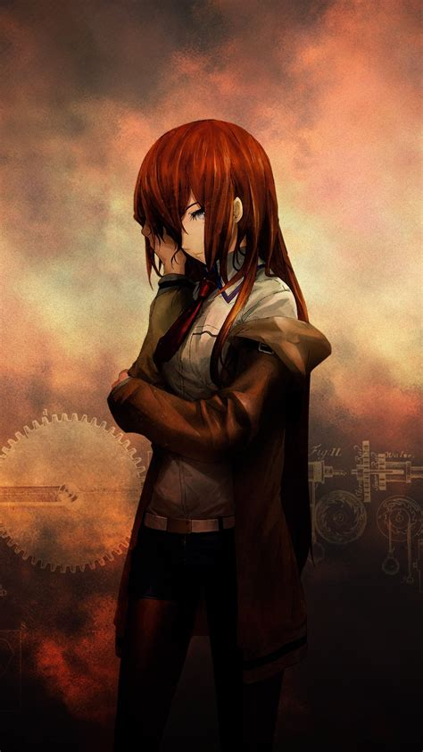 collection   steinsgate phone wallpapers hope