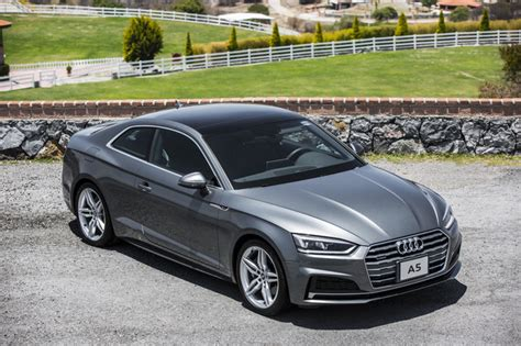 audi a5 versions audi a5 2018 prices versions and equipment in mexico