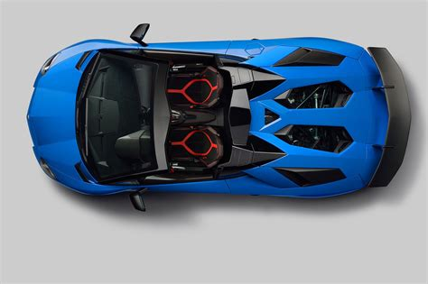 lamborghini top lamborghini aventador super veloce roadster 2016 the sv