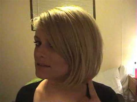 bob hair toppers short angled bob with extensions youtube