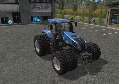 T 8 Ls by New T8 Dual Wheels V1 1 Ls 17 Farming Simulator