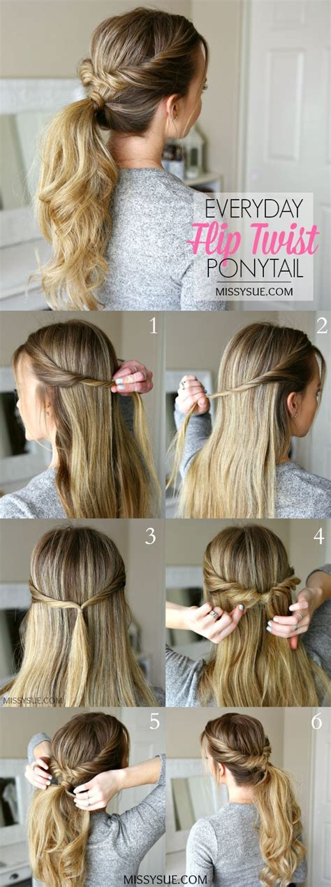quick easy back to school hairstyles hair tutorial best 25 quick school hairstyles ideas on pinterest