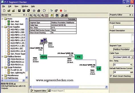 design network free free fieldbus network design software