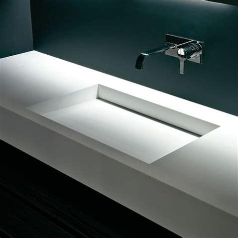 corian sinks slot xl in corian by nevio tellatin for antonio lupi