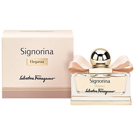 Savatore Feragamo Signorina buy salvatore ferragamo signorina eleganza eau de parfum
