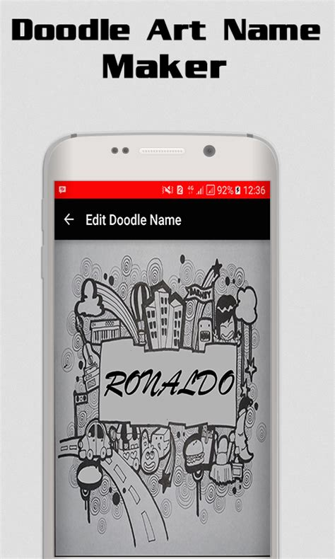 doodle maker doodle name doodle maker android apps on play