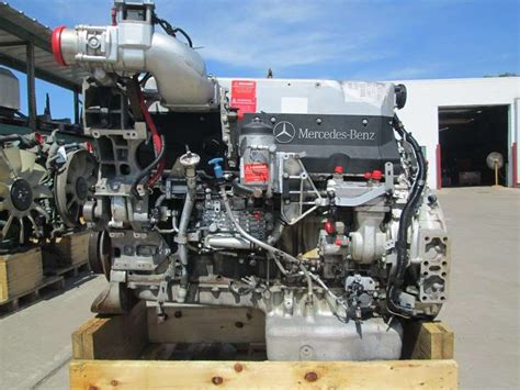 used mercedes engine 2009 used mercedes om460 dpf engine for sale 392 540