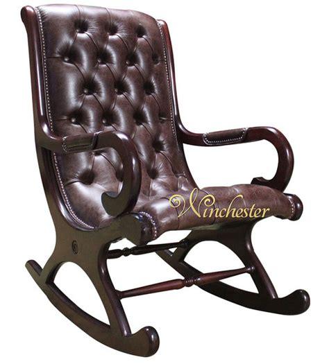 chesterfield slipper chair chesterfield york slipper rocking chair smoke