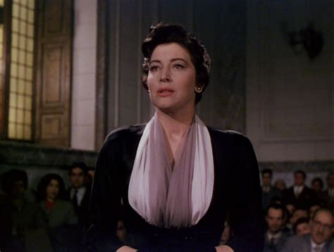 who is the barefoot contessa movie and tv screencaps ava gardner as maria vargas in