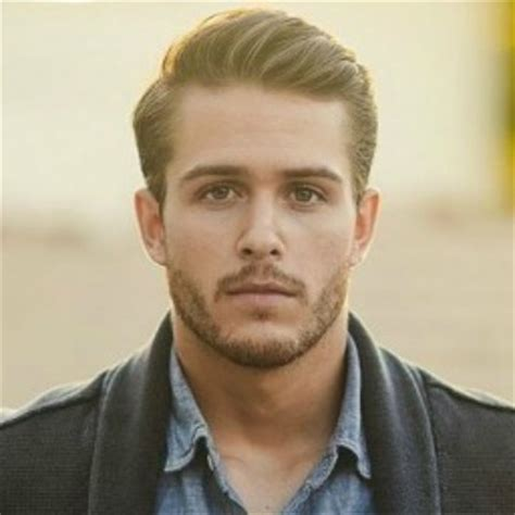oval head no chin men s hairstyle the best haircut for your face shape the idle man