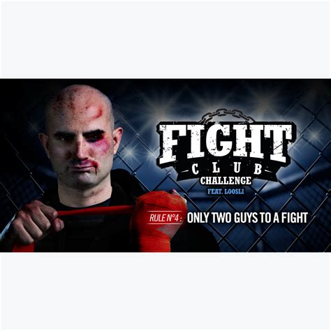 challenge fight fight club challenge feat loosli winamax