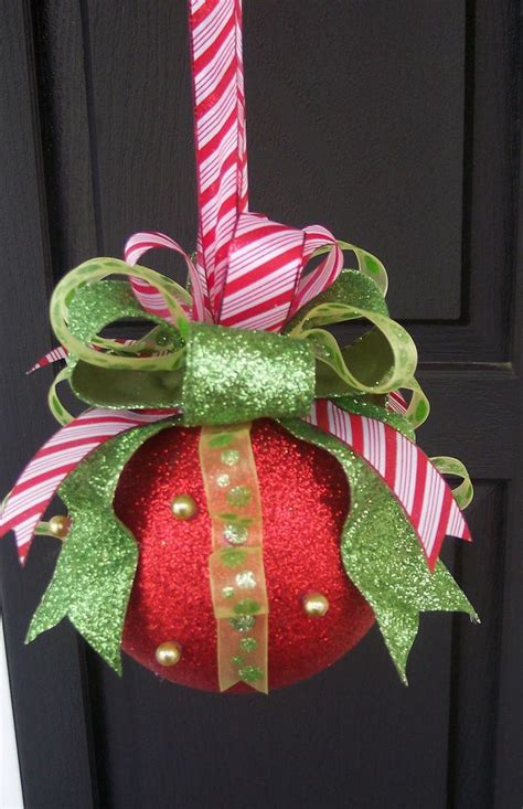 christmas decoration kissing ball ornament ornaments