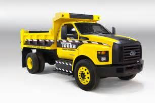 Tonka Ford Truck 2016 Ford F 750 Tonka Dump Truck 5 Egmcartech