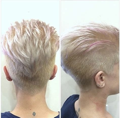 hairstyles blonde in front black in the back 40 cool and contemporary short haircuts for women short