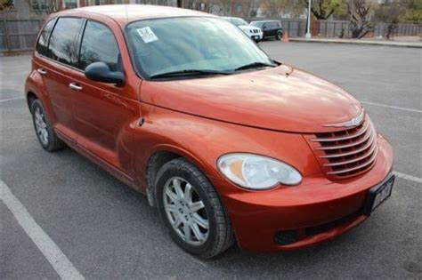four seasons 174 chrysler pt cruiser 2 4l 2006 2007 a c condenser sell used touring 2 4l cd front wheel drive tires front all season wheel covers a c in houston
