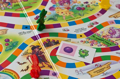 board game template candyland www imgkid com the image