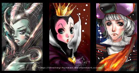 and villain fan disney villains disney villains photo 16658130 fanpop