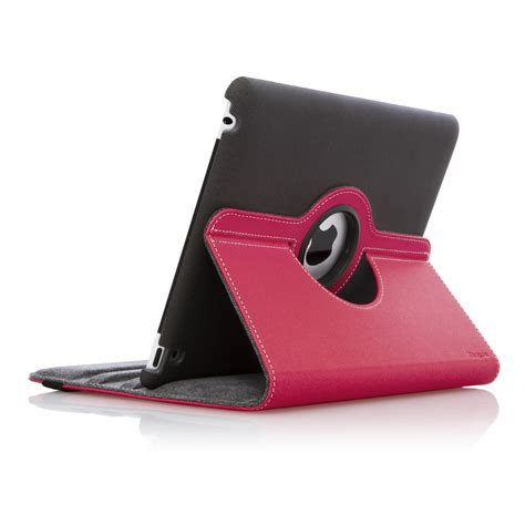 Casing 4 Cover 3 2 Rotate versavu rotating and stand for 2 3 4 thz15606us gray pink tablet cases targus