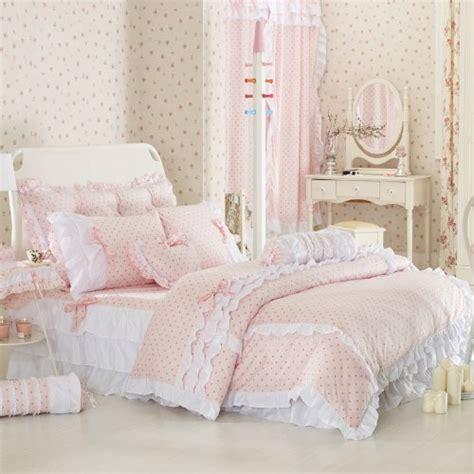 pink polka dot comforter set review pink polka dot bedding setsrustic girls duvet cover