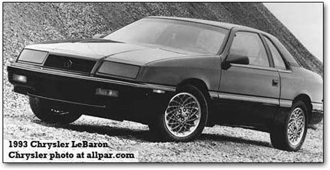 how cars work for dummies 1993 chrysler lebaron auto manual chrysler lebaron coupe and convertible