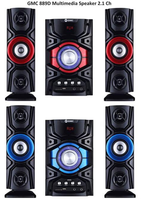 Harga Speaker Aktif Terbaik Untuk Karaoke by Harga Speaker Aktif Gmc 889d Spesifikasi Fitur Karaoke