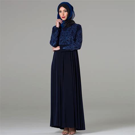Cardigan Batik Warna Navy abaya embellished navy blue modesty lounge