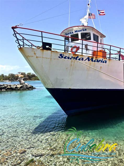 boat travel bra culebra ferry fajardo to culebra ferry schedule tips
