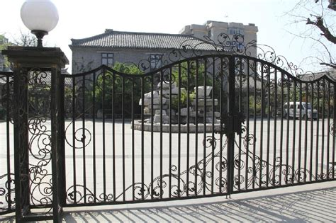 latest house gate design new latest house iron factory main gate designs fg g01
