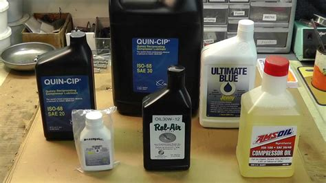 what kind of oil do boys use to sponge their hair choosing the right air compressor oil youtube