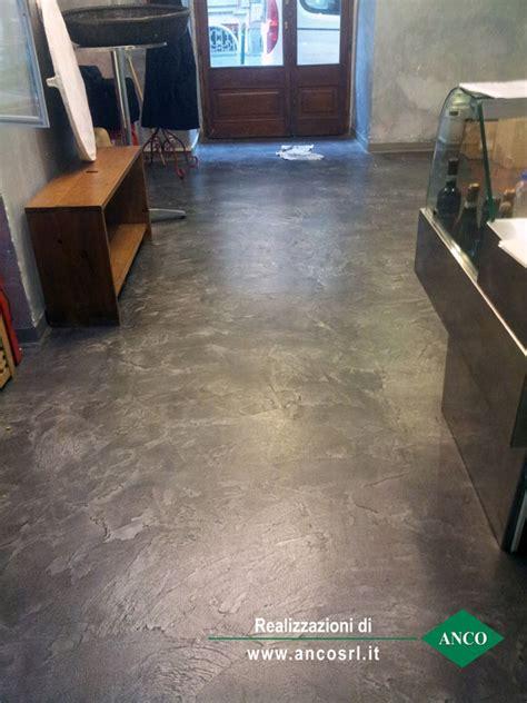 resina per pavimenti anco pavimenti e pareti in resina per locali pubblici