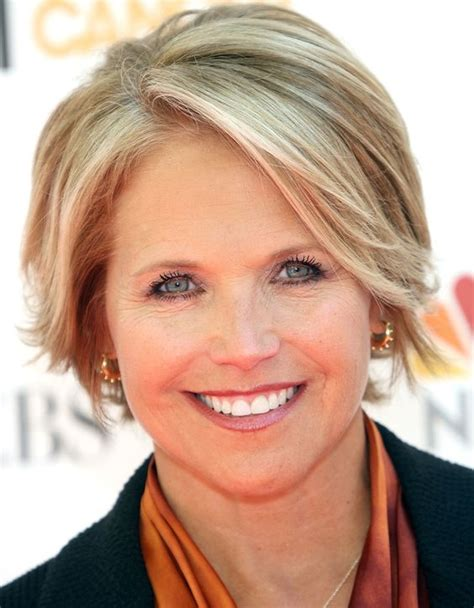 katie couric hairstyles over the years bob hairstyles hairstyles and hairstyle for women on