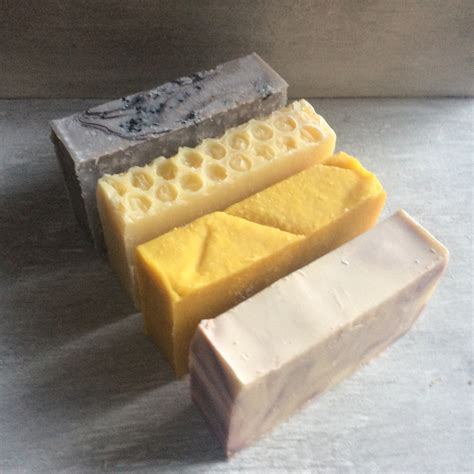 Handmade Soap Bars - organic soap bar soap all 4 pack handmade soap