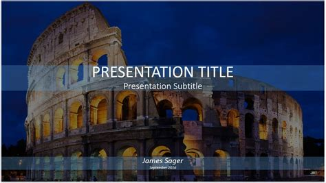 powerpoint themes rome free colosseum powerpoint 27252 sagefox powerpoint