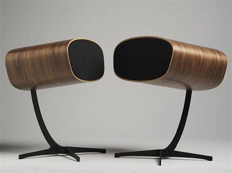 modern speaker davone quot ray quot speakers bang olufsen aren t the only