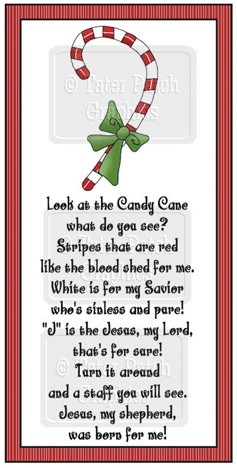 printable legend of the christmas tree 18 best the legend of the candy cane images on pinterest