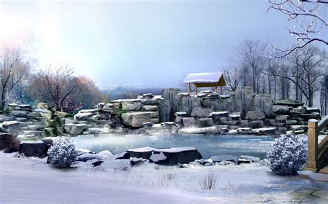imagenes de japon en invierno fondos de invierno en china fondos de pantalla de