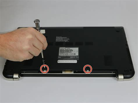 toshiba satellite st  battery replacement ifixit