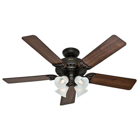 hunter bronze ceiling fan hunter fan company studio series new bronze ceiling fan