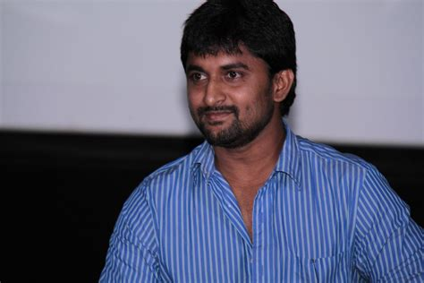 actor nani game actor nani injured on the sets of paisa