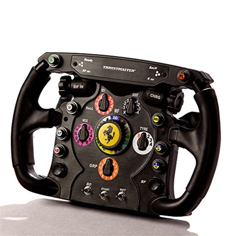 volante thrustmaster xbox one thrustmaster volante f1 wheel quot add on quot pc ps3 ps4