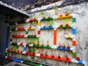 Vertical Garden Pipe Comment Cr 233 Er Un Jardin Vertical Potager Ou D Agr 233 Ment